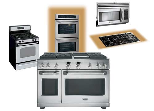 Ranges and Ovens