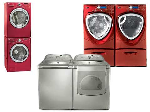 Washer and Dryer repairs